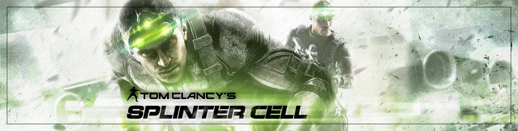 SplinterCell-Game.de | Deutsche Fanseite zur Splinter Cell-Serie von Ubisoft mit News, Infos, Bildern, Videos & Fakten. logo